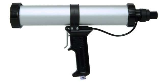Cox Airflow 1 cartridge is a 1 component pneumatic sealant dispenser for easy and smooth dispenser for sealants in 310 ml and 400 ml cartridges