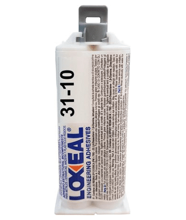 Loxea 31-10 is a multipurpose, tough, transparent, structural adhesive, for bonding metal, ferrite, ceramics, resistant to water, gasoline, oil