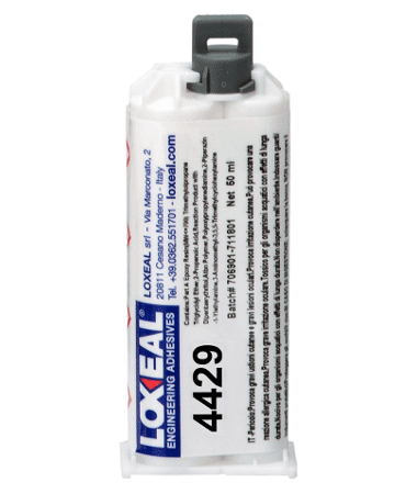 Loxeal 4229, two part epoxy, specially formulated for composite bonding , good shear and peel strength, can withstand temp upto 140 deg C