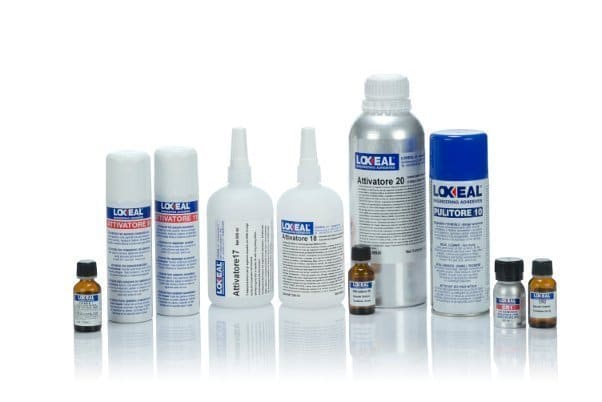 Loxeal surface preparation products