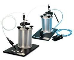 Loxeal foot/hand operated pneumatic anaerobic/cyanoacrylate dispenser offered by Elixir