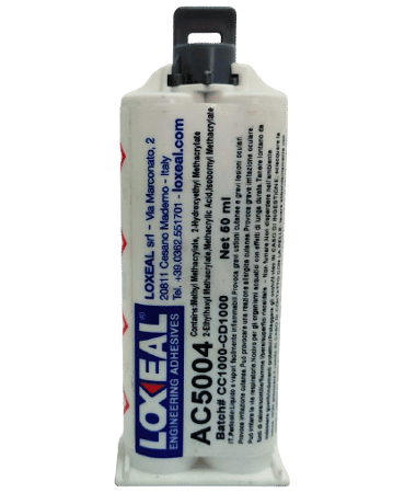 Loxeal AC5004 is structural acrylic adhesive, crystal clear appearance , high peel and shear strength ,