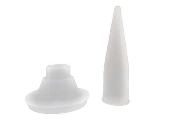 Nozzle adaptor for 600 ml sausage, nozzle adaptor for sika sealant