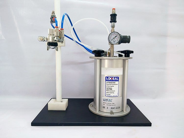Pneumatic Spray Unit