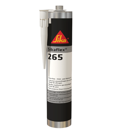 Sika 265 windshield bonding adhesive and sealant offered by Elixir India